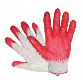 Rękawice podgumowane